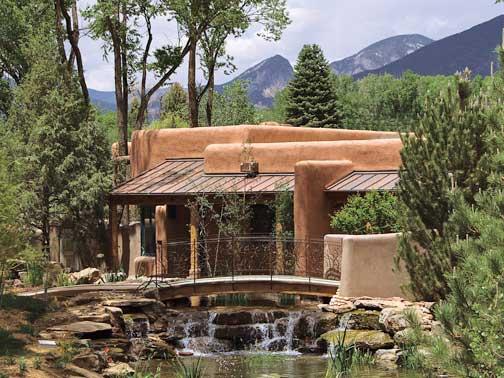 El Monte Sagrado, Taos, NM