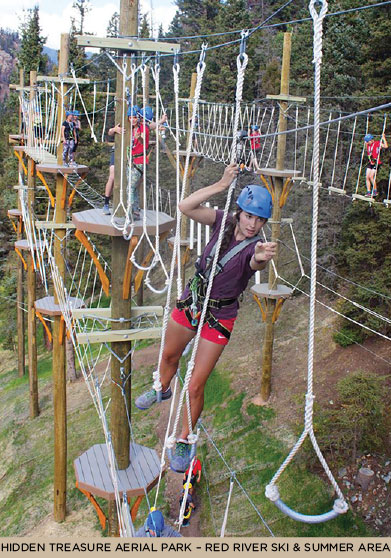 Red River Ropes Course